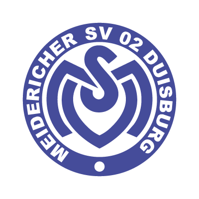 Vector logo Logo MSV Duisburg vector download
