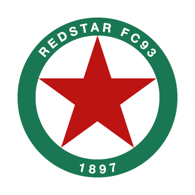 Vector logo Download Red Star FC 93 (Old) logo vector