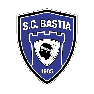 Vector logo Download SC Bastia (1905) logo vector