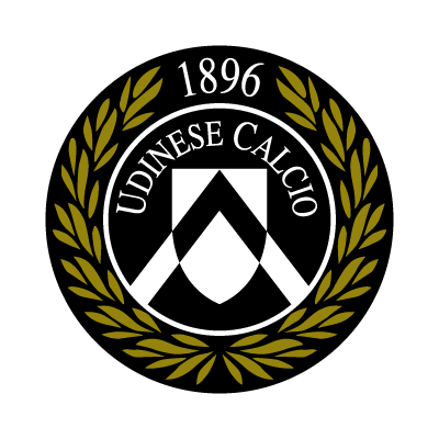 Vector logo Logo Udinese Calcio vector download