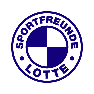 Vector logo Logo VfL Sportfreunde Lotte vector download