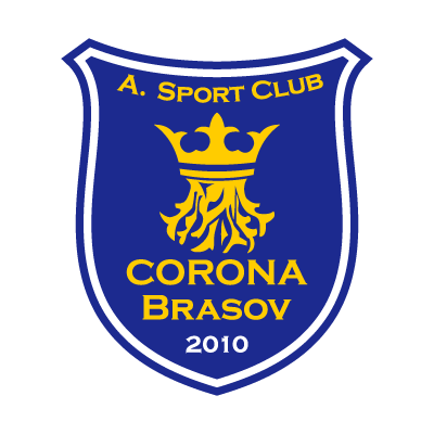 Vector logo Download ASC Corona 2010 Brasov logo vector