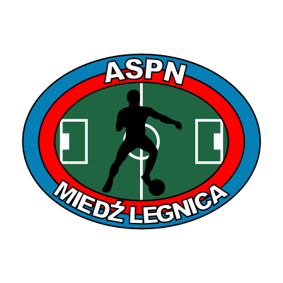 Vector logo Download ASPN Miedz Legnica (old) logo vector