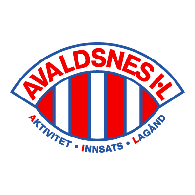 Vector logo Logo Avaldsnes IL vector download