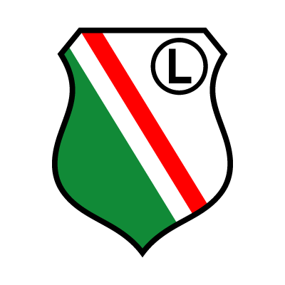 Vector logo Download CWKS Legia Warszawa (Old) logo vector