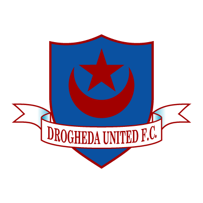 Vector logo Download Drogheda United FC (Old) logo vector