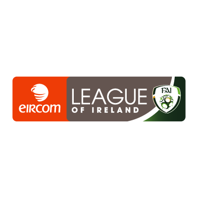 Eircom League of Ireland (2008) vector logo