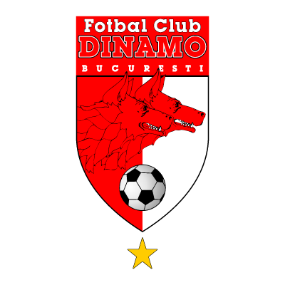 Vector logo FC Dinamo Bucuresti vector logo