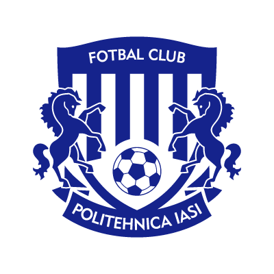 Vector logo Logo FC Politehnica Iasi vector download
