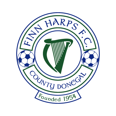 Vector logo Download Finn Harps FC logo vector