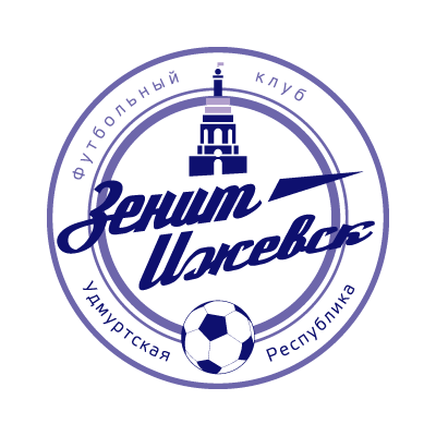 Vector logo Logo FK Zenit-Izhevsk vector download