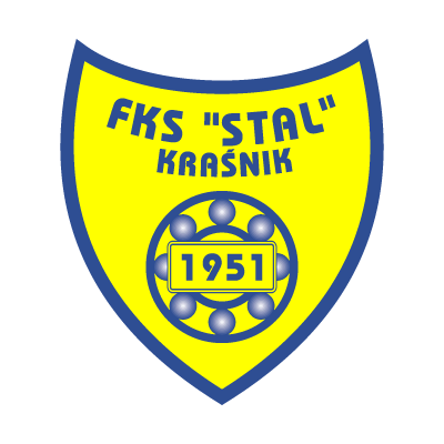 Vector logo Logo FKS Stal Krasnik (1951) vector download