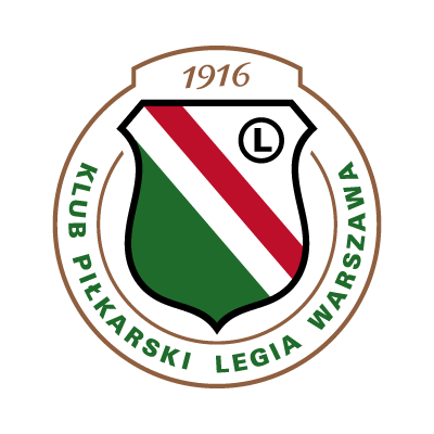 Vector logo Logo KP Legia Warszawa SSA (Old) vector download