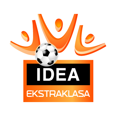 Orange Ekstraklasa (2007) vector logo