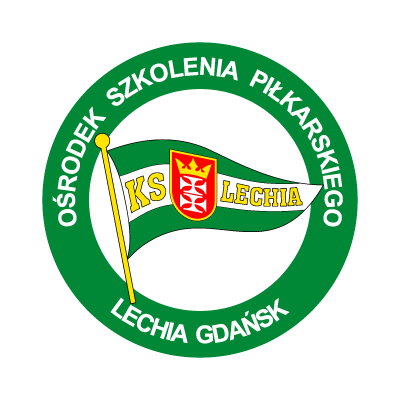 Vector logo Download OSP Lechia Gdansk logo vector