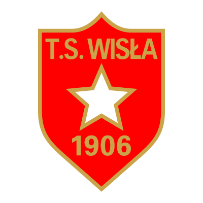 Vector logo Logo TS Wisla Krakow (1906) vector download