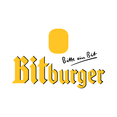 Vector logo Bitburger