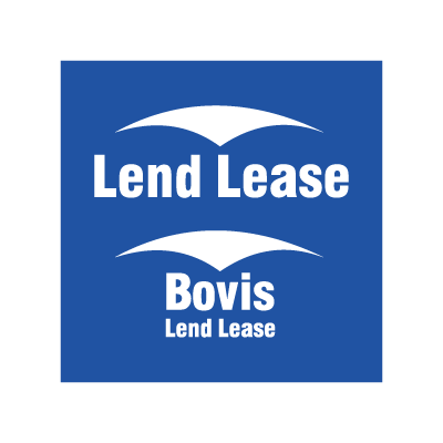 Vector logo Logo Bovis Lend Lease vector download