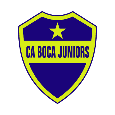 Vector logo CA Boca Juniors