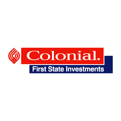 Vector logo Download Colonial First State logo vector