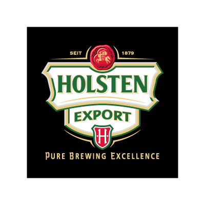 Holsten Export Beer vector logo