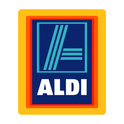 New Aldi vector logo