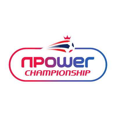 Vector logo Download Npower Championship logo vector