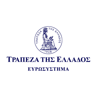 Bank of Greece 1927 vector logo