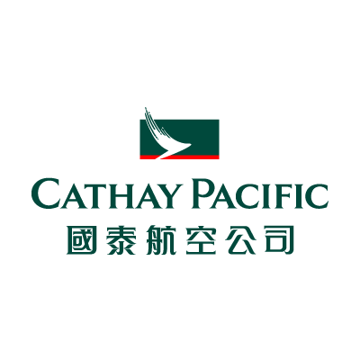 Cathay Pacific Bilingual vector logo