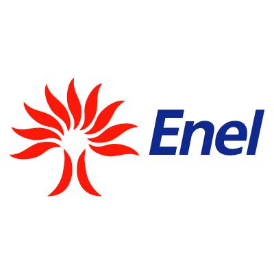 Vector logo Download Enel S.p.A logo vector