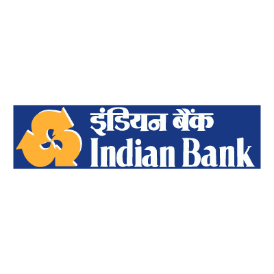Indian Bank vector logo