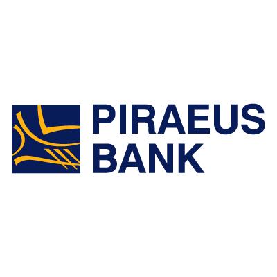 Piraeus Bank vector logo