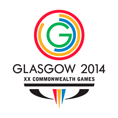 Vector logo Glasgow 2014