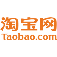 Taobao.com logo vector free download