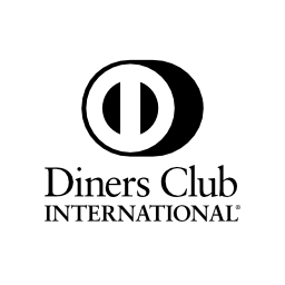 Vector logo Diners club pay logo